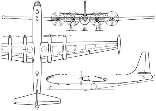 Ilyushin Il-26 TB-4
