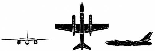 Ilyushin Il-28 Butcher