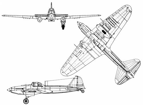 Ilyushin Il-2 Stormovik