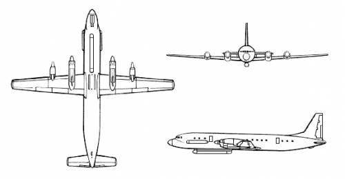 Ilyushin Il-2G Coot A