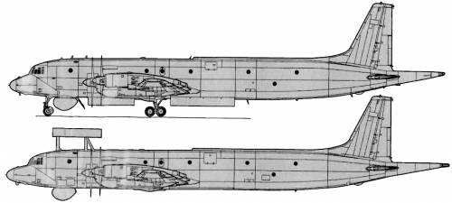 Ilyushin Il-38SD