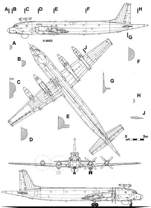 Ilyushin Il-38SD May