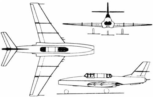 Ilyushin Il-40 (Russia) (1953)