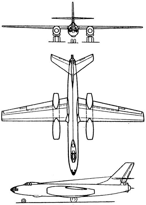 Ilyushin Il-46 (1952)