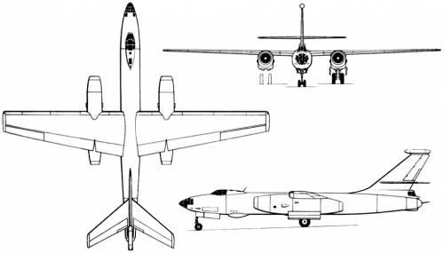 Ilyushin Il-46 (Russia) (1952)