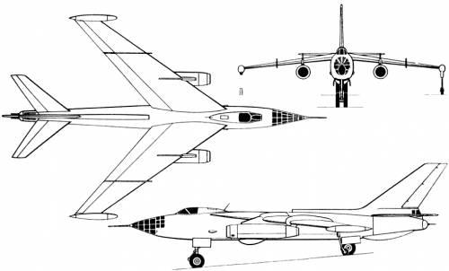 Ilyushin Il-54 (Russia) (1955)