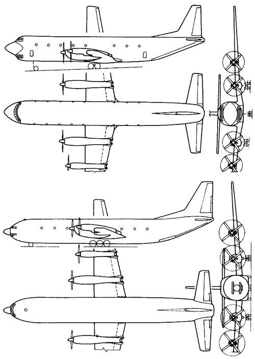 Ilyushin Il-60