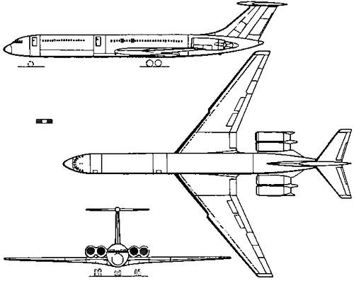 Ilyushin Il-62 Classic