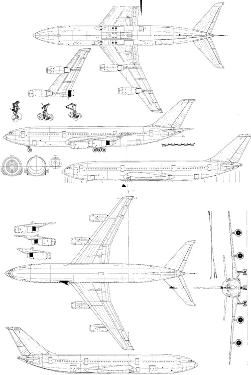 Ilyushin Il-86 Camber