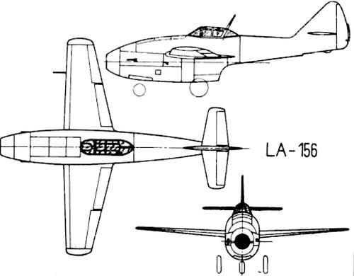 Lavochkin La-156