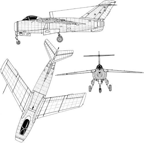 Lavochkin La-15 (Fantail)