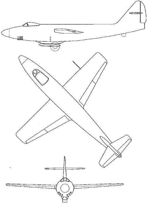 Lavochkin La.162