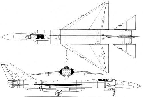 Lavochkin La-250 Anakonda