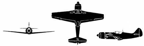 Lavochkin La-9 Fritz