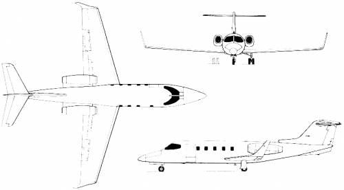 Learjet 28-29 Longhorn