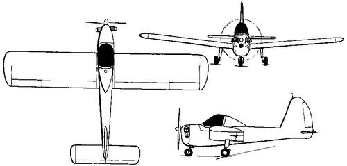 Lockheed 33 Little Dipper