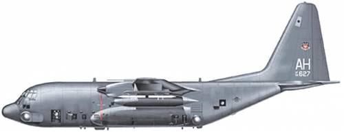 Lockheed AC-130A Gunship