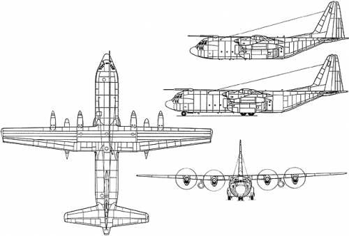 Lockheed C-130 Hercules C1