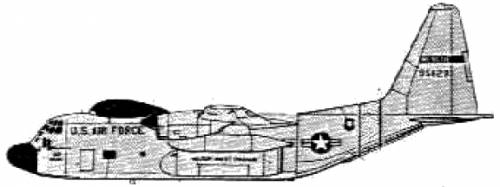 Lockheed C-130 Hercules L-100-20