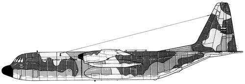 Lockheed C-130 L-100-30 Hercules