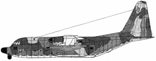 Lockheed C-130A Hercules