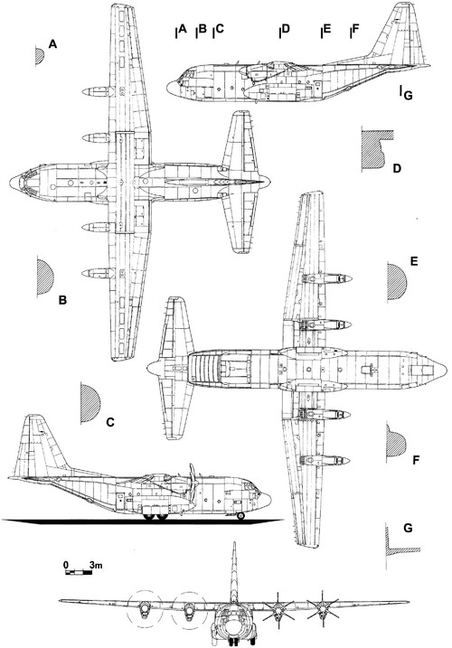 Lockheed C-130J Hercules II