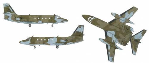 Lockheed C-140A Jetstar