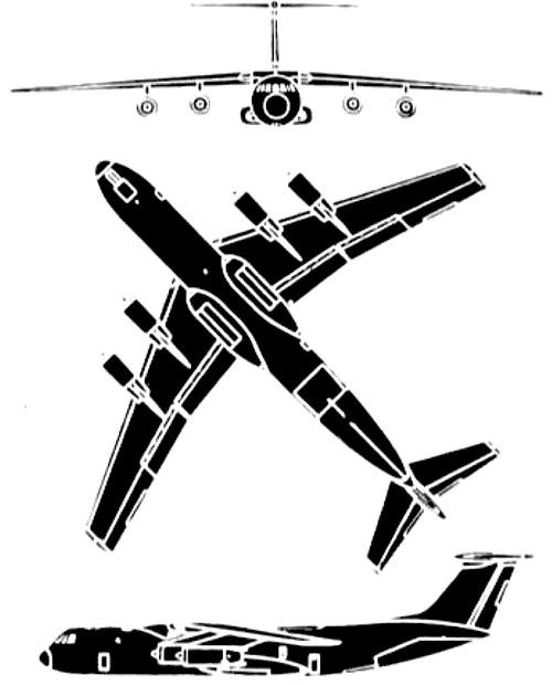 Lockheed C-141A Starlifter