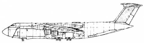 Lockheed C-5A Galaxie