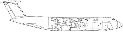 Lockheed C-5A Galaxy