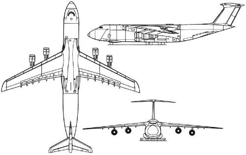 Lockheed C-5B