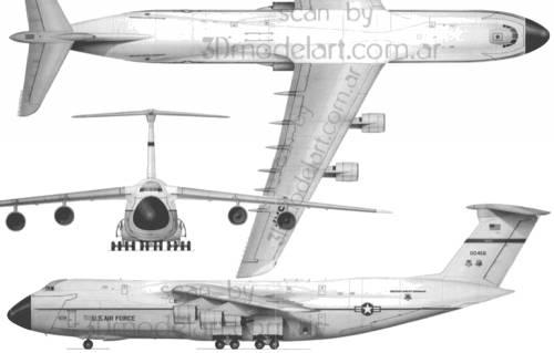 Lockheed C-5B Galaxy