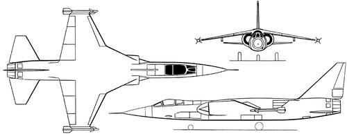 Lockheed CL-1200 Lancer