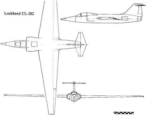 Lockheed CL-282
