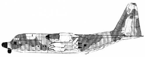Lockheed DC-130A Hercules