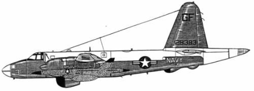 Lockheed DP-2E Neptune
