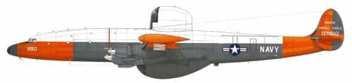 Lockheed EC-121K Constellation Warning Star
