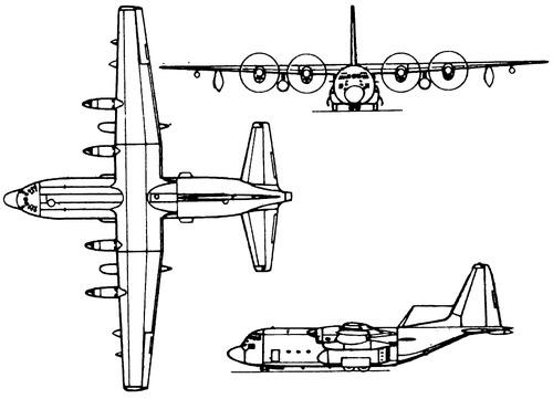 Lockheed EC-130 Hercules