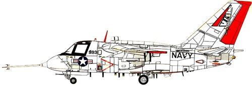Lockheed ES-3A Shadow