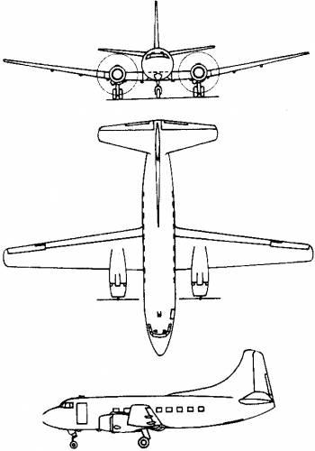 Martin 2-0-2 (USA) (1946)