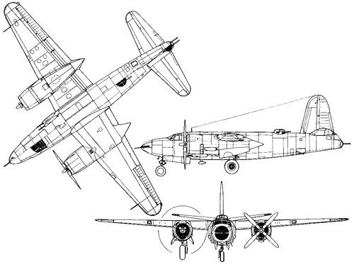 Martin B-26B-55 Marauder