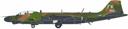 Martin B-57G Canberra