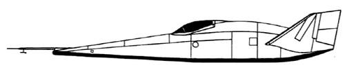 Martin Marietta X-24B (1973)