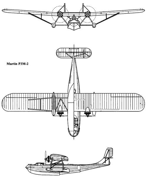Martin P3M-2 (1931)
