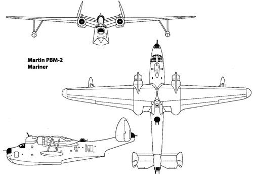 Martin PBM-2 Mariner