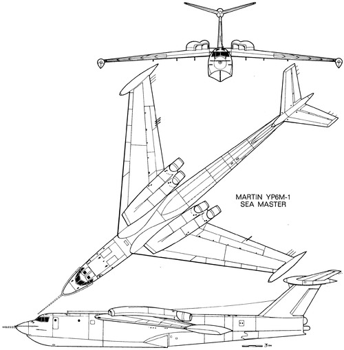 Martin YP6M-1 Sea Master