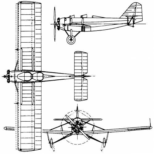 McDonnell Doodlebug (USA) (1929)
