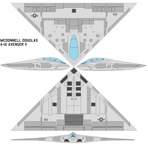 McDonnell Douglas A-12 Avenger II