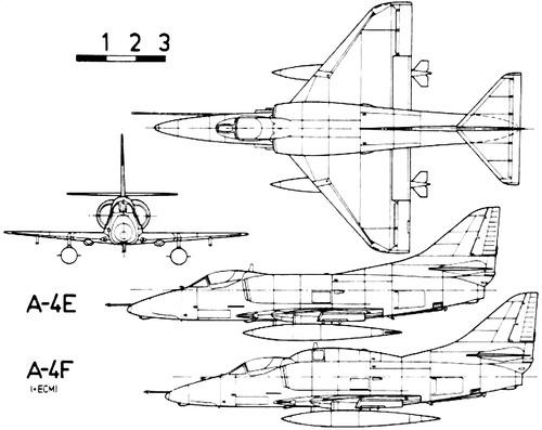 McDonnell Douglas A-4E Skyhawk