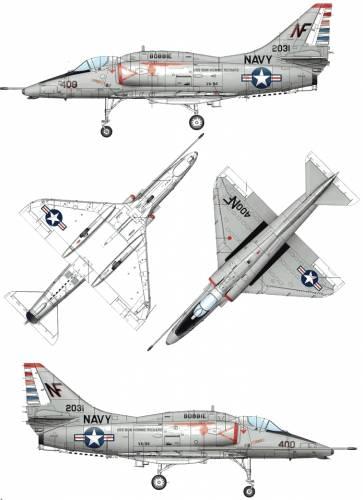 McDonnell Douglas A-4F Skyhawk